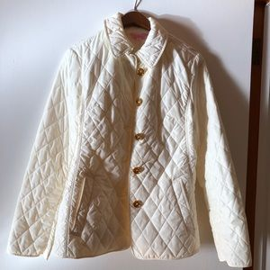 Lilly Pulitzer quilted coat / jacket